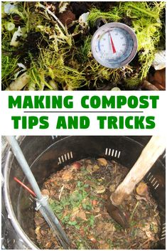 Makingcompost is one of those things that's an art and a science. But believe me, it's really not that difficult especially once you've decide what t...  #activator #compost #moist #soil