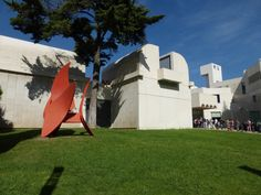 Fondation miró