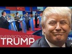EVERYBODY LOVES TRUMP - A Donald Trump Song - YouTube