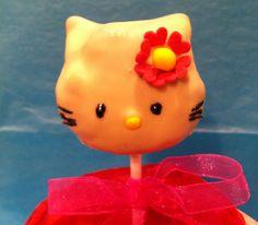 Hello Kitty #Pops #Cakepops
