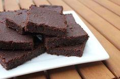 brownies Gluten Free Cakes, Vegan Gluten Free, Healthy Desserts, Healthy Cooking, Brownies, Vegan Cake, Coffee Drinks, Food Inspiration, Vegan Recipes