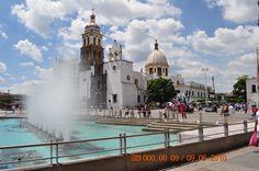 Irapuato, Guanajuato, Mx.  My kid's family comes from here.