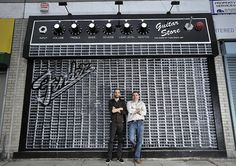 Cool shop front :D