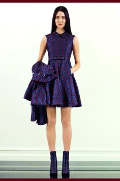Kenzo Pre-Fall 2012 Collection Slideshow on Style.com