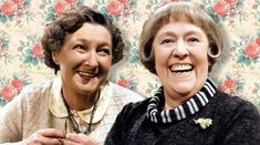 'You're Only Young Twice' starring Peggy Mount and Pat Coombs Family Memories, Childhood Memories, 1970s Childhood, British Comedy, Old Tv Shows, Vintage Tv, Cartoon Tv, Classic Tv, Music Tv