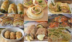 SALSE PER CROSTINI ANTIPASTI e TARTINE Smoothie Drinks, Smoothies, Snack Recipes, Cooking Recipes, Snacks, Antipasto, Finger Foods, Sushi, Buffet