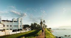 Advertising photo for KK resort. In Galle Sri Lanka www.kahandakanda.com