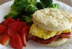 Fast Paleo » Easy Breakfast Biscuit - Paleo Recipe Sharing Site