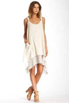 Berkeley Tank Dress by Marrakech on @nordstrom_rack