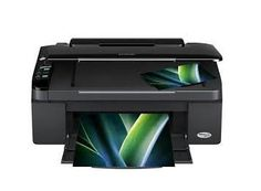 The Epson Stylus has a large flatbed scanner you can utilize to scan flat things and pages from bound books, something you can't make with a page-fed Portable Printer, Printer Driver, Bound Book, Mac Os, Stylus, Epson, Linux, Manual, Software