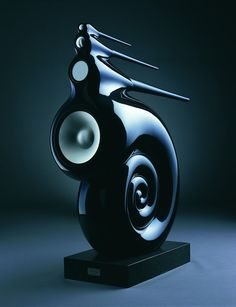 The Bowers and Wilkins Nautilus. Greatest speaker ever.