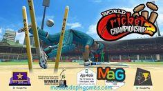 World Cricket Championship 2 Unlock All Tournament Mod Apk Coins Hack