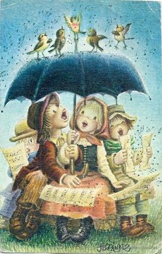 Ferrandiz Vintage Christmas, Christmas Cards, Cute Kids Pics, Cute Stories, Holly Hobbie, Big Eyes, Illustrators, Boy Or Girl, Fantasy Art