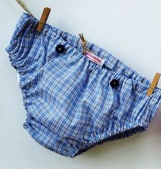 Boy Bathing suite/ Swimwear bottom/ Beachwear for boy by Cecibirbona  Www.risonero.it