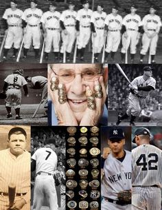 Multiplicity No. 199A Yankee Baseball.