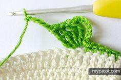 Kelebekli Bebek Battaniyesi Yapılışı 2