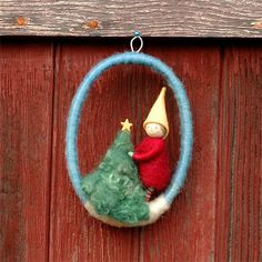 hanging ornament Christmas tree