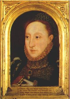 Elizabeth I, c.1565 (dating from the first decade of Elizabeth's reign).