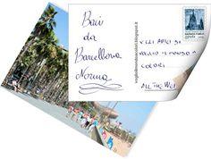 Voglio il mondo a colori - Una cartolina da Barcellona