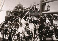 """emigrazione italiana nelle Americhe, quel """"grande esodo"""" definito dagli studiosi il più rilevante movimento migratorio della storia del mondo. #TuscanyAgriturismoGiratola"""