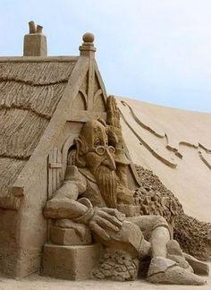 castillo de arena - Buscar con Google
