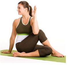 Yoga: The (in)Side Benefits