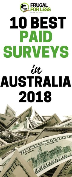 Stay at home moms can earn cash from home with these 10 best paid surveys in Aus. - Make Money Online Cash From Home, Work From Home Jobs, Make Money From Home, Make Money Online, How To Make Money, Online Cash, Quick Money, Money Fast, Paid Surveys Australia
