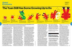 I was an Art Director/Designer/Illustrator at Bloomberg Businessweek from 2013 to 2016. Creative Director: Robert Vargas 2014-2016 & Richard Turley 2013-2014;  Deputy Creative Director: Tracy Ma; Front of Book Art Director: Chris...