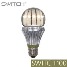 Switch Switch100 LED Light Bulb, 100 Watt Replacement LED, SWITCH100 120V/60Hz A21 | The EarthLED Store