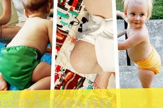 cottonbabies diapers - bumgenius, flip, & econobum.