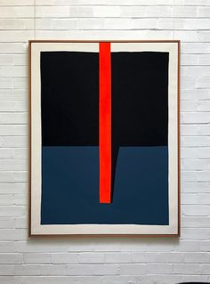 Find the latest shows, biography, and artworks for sale by Paul Kremer. Paul Kremer's precise, minimalist work reflects his technical training as a graphic a… Minimal Art, Minimalist Painting, Amazing Paintings, Hanging Art, Geometric Art, Art Forms, Creative Art, Modern Art, Houston