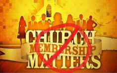 The Not Neglecting to Meet Together, called Attending a Church is Unbiblical