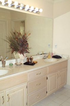 Outdated Master Bath Makeover - BEFORE