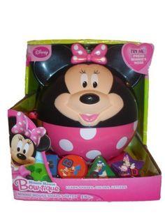 [+1]  Disney Minnie Bow-tique Shape Sorter