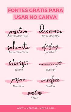 Instagram Blog, Instagram Story, Web Design, Graphic Design, Nail Designer, Font Combinations, Lettering Tutorial, Good Notes, Digital Marketing Strategy