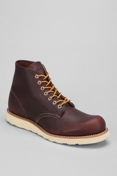 """Red Wing Shoes 6"""" Round Toe Boot on shopstyle.com"""