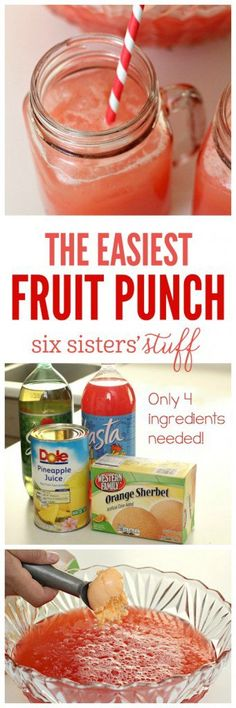 The Easiest Fruit Pa