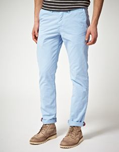 Plectrum by Ben Sherman Slim Chinos