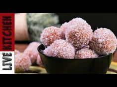 Τρουφάκια με 2 Υλικά σε 5 λεπτά (Θα Τα Λατρέψετε!!) - 2 Ingredients Raffaello Truffles - YouTube No Bake Desserts, Kitchen Living, Sugar, Baking, Youtube, Live, Raffaello, Bakken, Backen