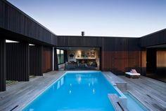 Modern House Design : Casa Parihoa by Pattersons