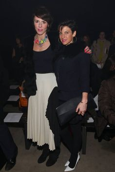 From Marc Jacobs to Proenza Schouler, see who wore what to those highly covetable front row seats.