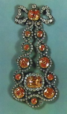 Russian crown jewels for the coronation of Catherine the Great, Russian Crown Jewels, c. 1762-1796