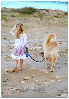 Friends. #Golden #Retriever