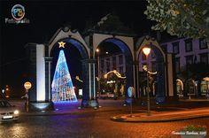 Francisco Barbosa_Fotografia: Portas da cidade de Ponta Delgada, S. Miguel, Açor...