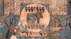 Dendera, temple of Hathor.