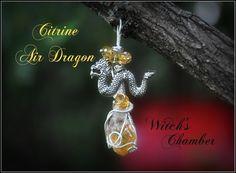 Citrine Air Dragon