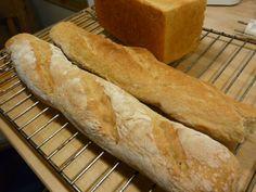 Técnicas para hacer pan casero I. Pan rápido con harina de trigo