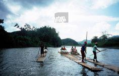 Rafting on the Rio Grande Rafting Tour, Fun World, Rio Grande, Jamaica, Tours, Adventure, Gallery, Places, Image