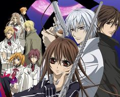 Kaname always number one he was yuuki's world when she was human and a pure blood!