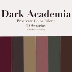 Dark Color Palette, Color Schemes Colour Palettes, Brown Color Schemes, Color Combos, Vintage Color Schemes, Pink Palette, Burgandy Color, Dark Brown Color, Feeds Instagram